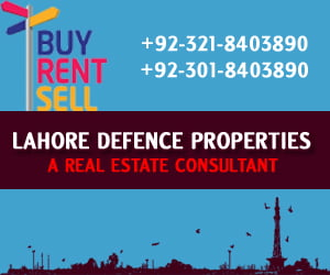 DHA Lahore Phase 8 Plots For Sale ,